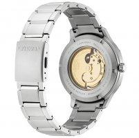 Zegarek męski Citizen titanium NJ0090-81A - duże 3