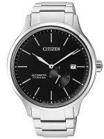 Zegarek męski Citizen titanium NJ0090-81E - duże 1