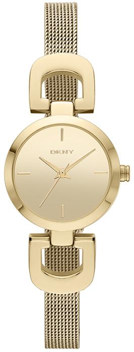 Zegarek damski DKNY bransoleta NY2101 - duże 1