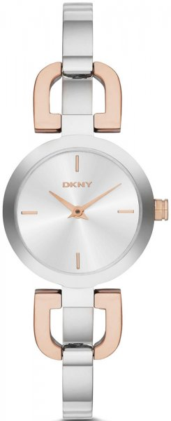 Zegarek damski DKNY bransoleta NY2137 - duże 1