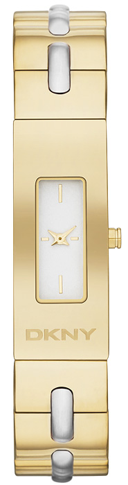 Zegarek damski DKNY bransoleta NY2140 - duże 1