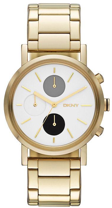 Zegarek DKNY NY2147 - duże 1
