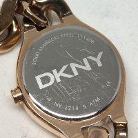 Zegarek damski DKNY bransoleta NY2214-POWYSTAWOWY - duże 2