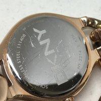 Zegarek damski DKNY bransoleta NY2214-POWYSTAWOWY - duże 3