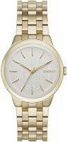 Zegarek damski DKNY bransoleta NY2382 - duże 1