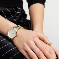 Zegarek damski DKNY bransoleta NY2382 - duże 2
