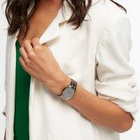 Zegarek damski DKNY bransoleta NY2384 - duże 2