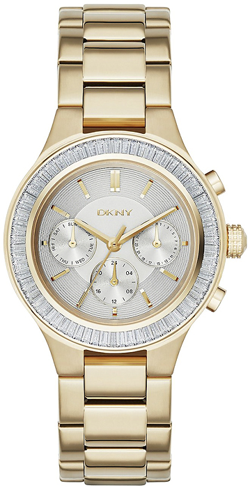 NY2395 - zegarek damski - duże 3