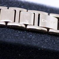 Zegarek damski DKNY bransoleta NY2400-POWYSTAWOWY - duże 3