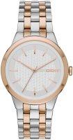Zegarek damski DKNY bransoleta NY2464 - duże 1