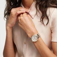 Zegarek damski DKNY bransoleta NY2464 - duże 2