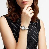 Zegarek damski DKNY bransoleta NY2494 - duże 2