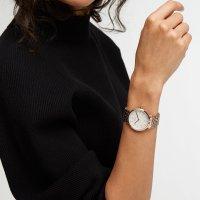 Zegarek damski DKNY bransoleta NY2504 - duże 2