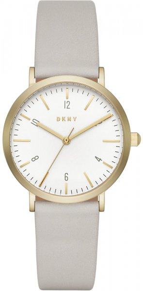 Zegarek damski DKNY pasek NY2507 - duże 1