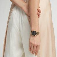 Zegarek damski DKNY bransoleta NY2540 - duże 2
