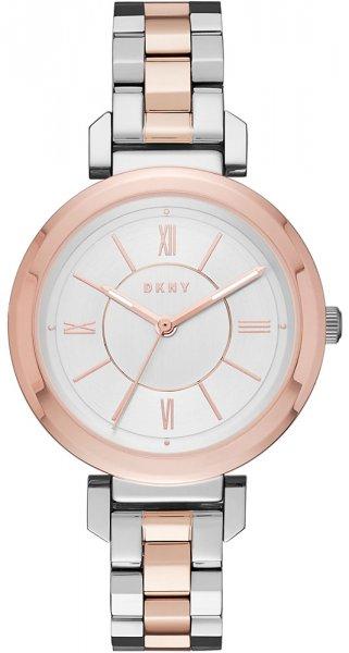 NY2585 - zegarek damski - duże 3