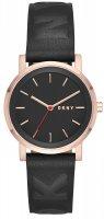 Zegarek damski DKNY pasek NY2605 - duże 1