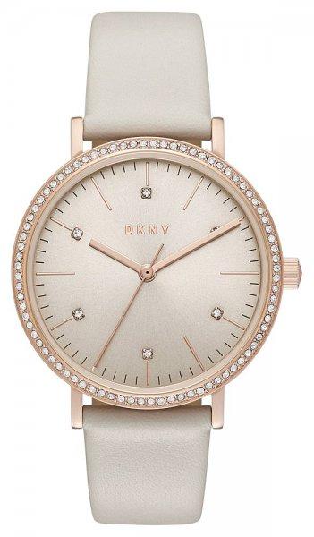 NY2609 - zegarek damski - duże 3