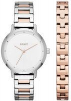 Zegarek damski DKNY bransoleta NY2643 - duże 1