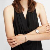 Zegarek damski DKNY bransoleta NY2643 - duże 3