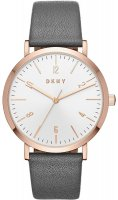 Zegarek damski DKNY pasek NY2652 - duże 1