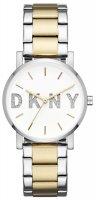 Zegarek damski DKNY bransoleta NY2653 - duże 1