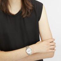 Zegarek damski DKNY bransoleta NY2653 - duże 2