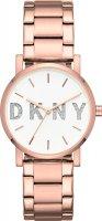 Zegarek damski DKNY bransoleta NY2654 - duże 1