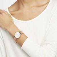 Zegarek damski DKNY bransoleta NY2654 - duże 2
