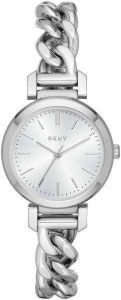 Zegarek damski DKNY bransoleta NY2664 - duże 1