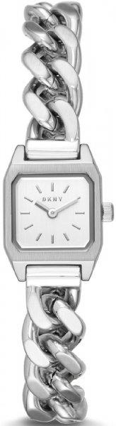 Zegarek damski DKNY bransoleta NY2667 - duże 3