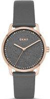 Zegarek damski DKNY pasek NY2760 - duże 1