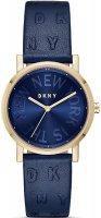 Zegarek damski DKNY pasek NY2763 - duże 1