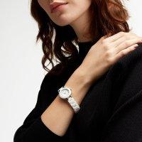 Zegarek damski DKNY bransoleta NY4886 - duże 2