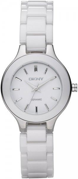 Zegarek damski DKNY bransoleta NY4886 - duże 1