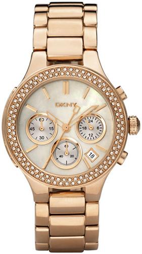 NY8080 - zegarek damski - duże 3