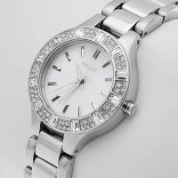 Zegarek damski DKNY bransoleta NY8485 - duże 2