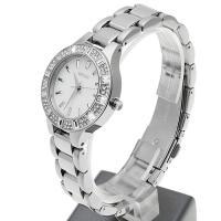 Zegarek damski DKNY bransoleta NY8485 - duże 3