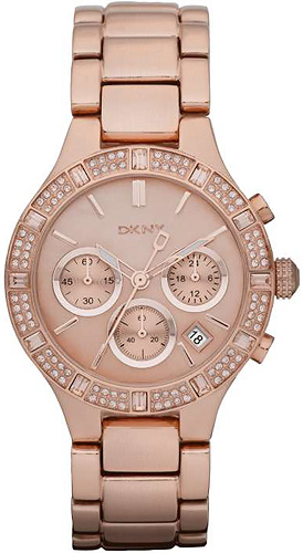NY8508 - zegarek damski - duże 3