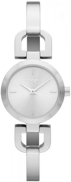Zegarek damski DKNY bransoleta NY8540 - duże 1