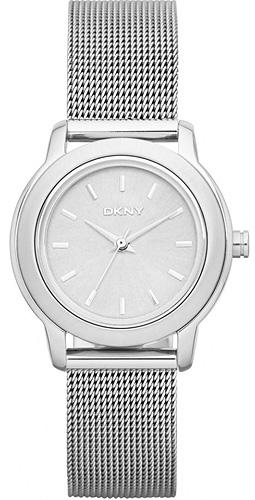 Zegarek damski DKNY bransoleta NY8552 - duże 1