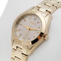 Zegarek damski DKNY bransoleta NY8620 - duże 2