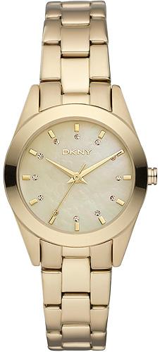 Zegarek damski DKNY bransoleta NY8620 - duże 1