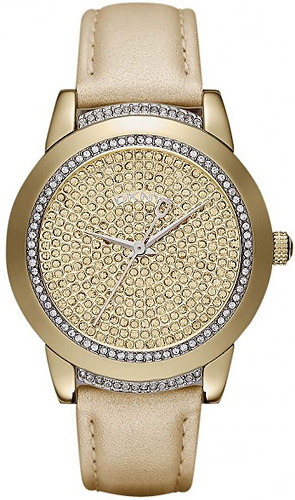 Zegarek damski DKNY pasek NY8688 - duże 1
