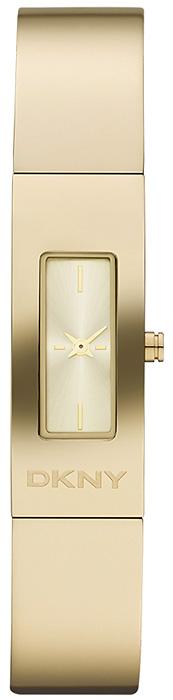 Zegarek damski DKNY bransoleta NY8755 - duże 1