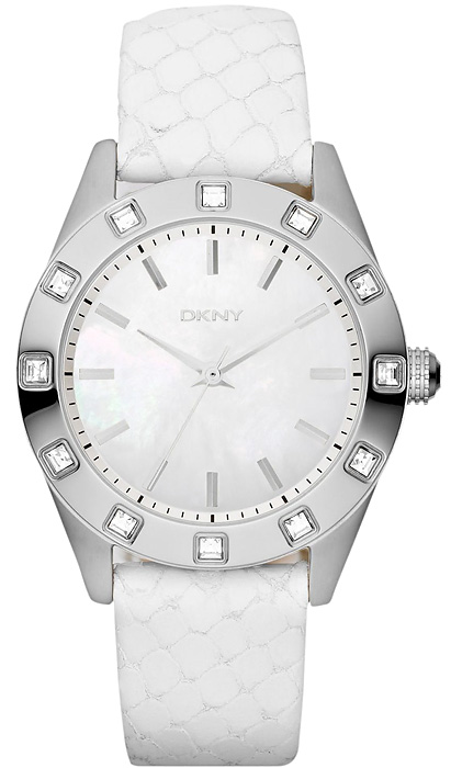 Zegarek damski DKNY pasek NY8790 - duże 1