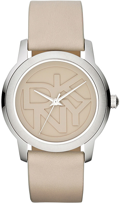 Zegarek damski DKNY pasek NY8801 - duże 1