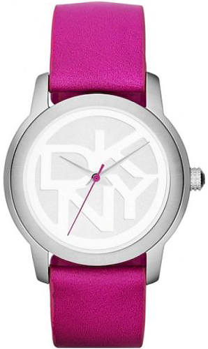 Zegarek damski DKNY pasek NY8803 - duże 1