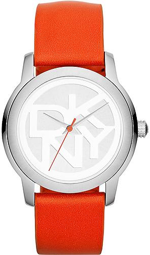 Zegarek damski DKNY pasek NY8804 - duże 1