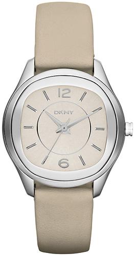 Zegarek damski DKNY pasek NY8809 - duże 1